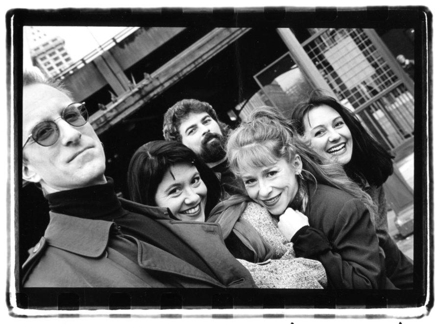 Modern Angels circa 1996