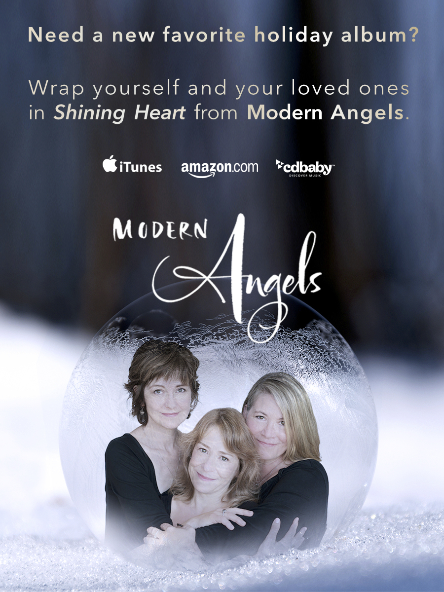 modern angels color FLAT